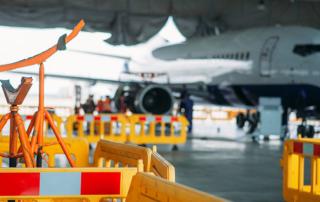 Obras no aeroporto de Santos Dumont (SDU)